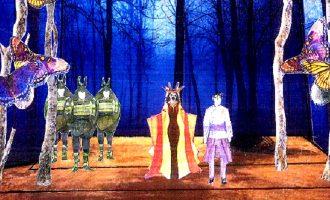 Turandot principessa falena