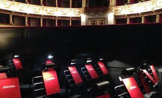 Un giorno in Teatro