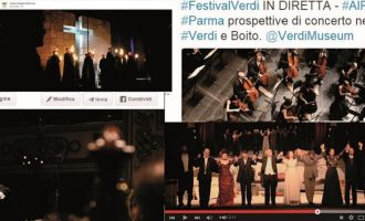 Making opera viral