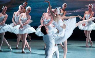 Balletto dell'Opera di Kiev – Il lago dei cigni