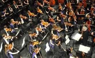 European Union Youth Orchestra – Vladimir Ashkenazy