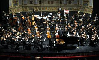 Orchestra filarmonica di San Pietroburgo – Yuri Temirkanov, Roustem Saitkoulov