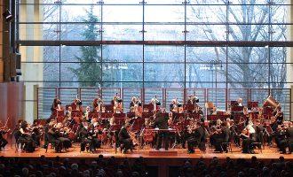 Orchestra dell'Accademia Nazionale di Santa Cecilia – Antonio Pappano