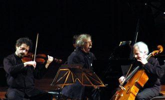 Trio Cajkovskij – Pavel Vernikov, Anatole Liebermann, Konstantin Bogino