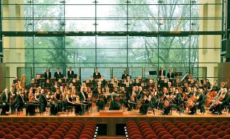 Orchestra Sinfonica della Fondazione Arturo Toscanini – Djansug Kakhidze