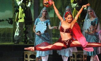Grigorovic Ballet di Krasnodar