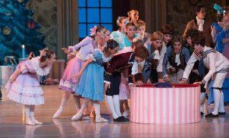 Balletto Yacobson di San Pietroburgo – Lo schiaccianoci