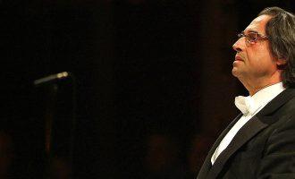 Riccardo Muti inaugura il 150° della nascita di Toscanini
