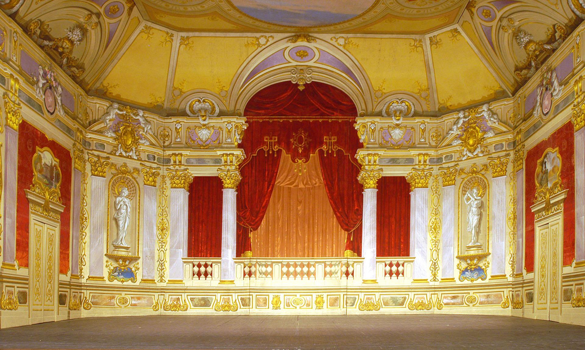Teatro regio teatro regio di parma for Finestra termale