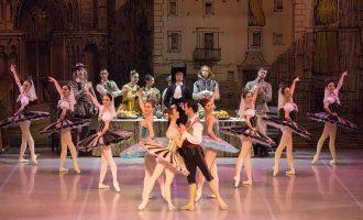 Yacobson BalletDon Quixote