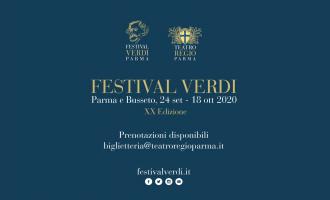 Presentazione Festival Verdi 2020