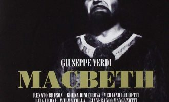 MACBETH LIVE CD FROM THE TEATRO REGIO DI PARMA