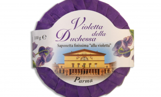 THE TEATRO REGIO PARMA VIOLET SOAP