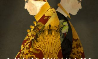 Poster I due Foscari