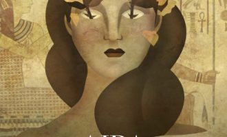 Poster Aida