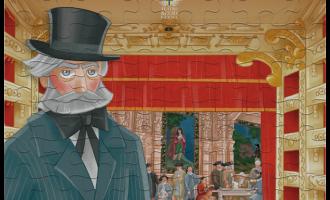 Biglietti puzzle (Giuseppe Verdi, il Cigno di Busseto)