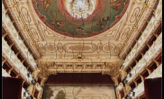 Biglietti puzzle (Sala del Teatro Regio)
