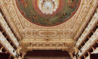 Puzzle – Sala del Teatro Regio di Parma