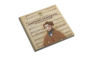 Gaetano Donizetti  Un musicista coi baffi